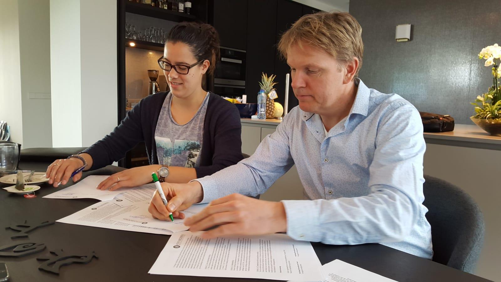 Samenwerkingovereenkomst Herenboeren Soest en Nederland