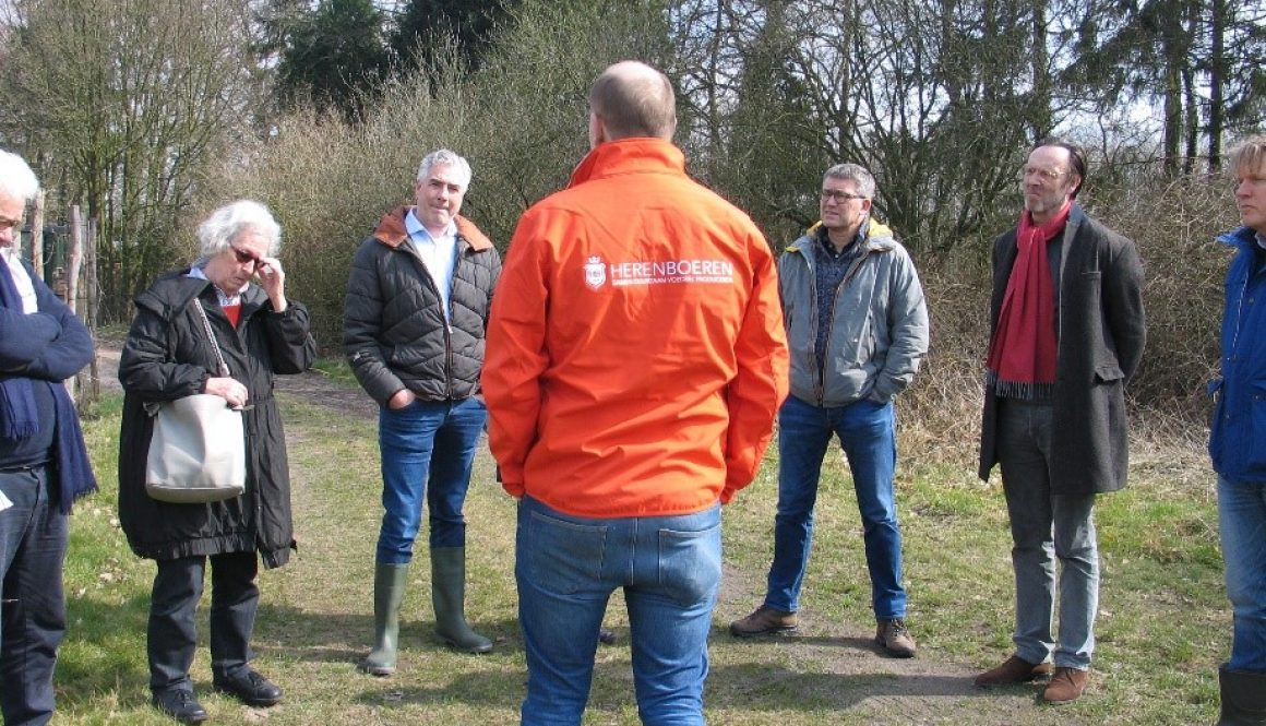 Bezoek Herenboeren boerderij Boxtel